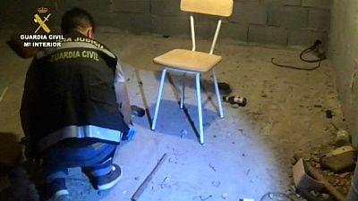 Detenido en Huesca un padre de familia por abuso sexual a sus hijas e intento de asesinato