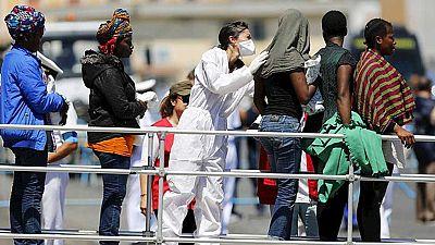 El último naufragio en el Mediterráneo se ha cobrado 49 vidas