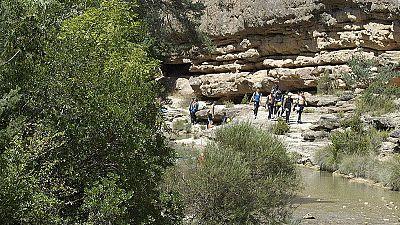 Fallecen en Huesca dos personas al practicar barranquismo