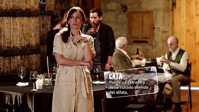 Olmos y Robles - Postal de Cata (Ana Morgade)