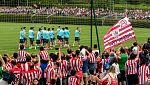Bilbao celebra la Supercopa