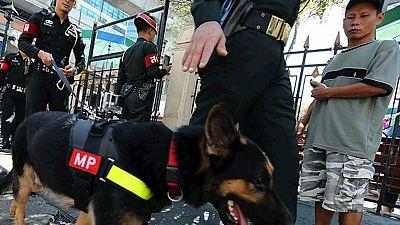 Descartados los grupos terroristas internacionales en el atentado a Bangkok