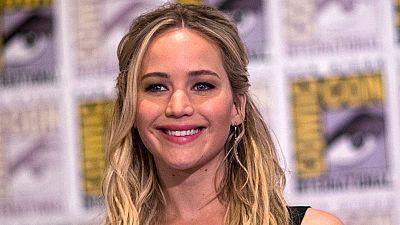 Jennifer Lawrence es la actriz mejor pagada del mundo