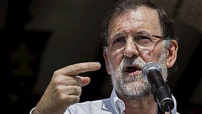 Mariano Rajoy cree que Grecia debe crear empleo y cumplir con sus compromisos