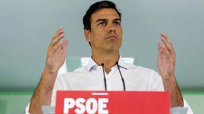 Pedro Sánchez cree que los presupuestos ponen en riesgo la recuperación de la clase media