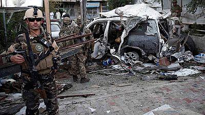 Al menos 15 muertos en un ataque a un convoy de la OTAN en Afganistán