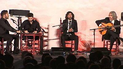El cantaor Arcángel nos remite a las raíces del flamenco en su concierto de Ayamonte