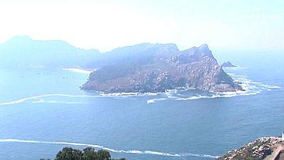Islas C�es, un para�so en Galicia