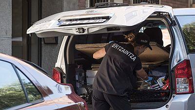 La Ertzaintza sospecha que la mujer atropellada en Bilbao fue asesinada previamente en su casa