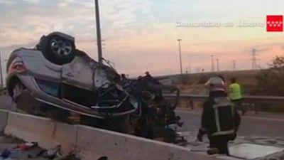 Se investiga si un conductor que circuló cinco kilómetros en sentido contrario era un kamikaze