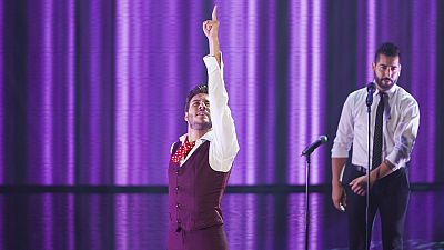 Insuperables - Alberto Romero, bailaor flamenco con mucho arte