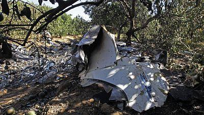 Muere el  piloto de un ultraligero y su esposa aterriza de emergencia