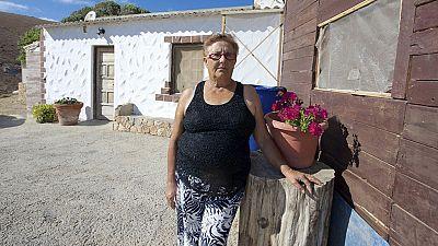 El Gobierno indultará a la mujer encarcelada por negarse a derribar su casa construida en zona protegida