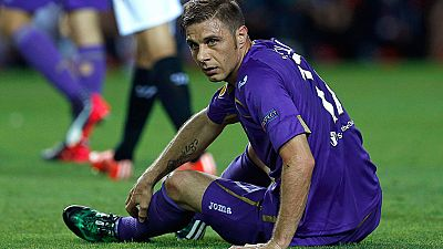 """El jugador de la Fiorentina Joaquín ha declarado públicamente que desea abandonar el club 'viola' y regresar al Betis, a su """"casa"""", de donde podría salir el joven Dani Ceballos."""