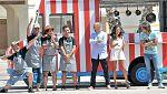 Cocineros al Volante - Brilla Bombilla y Feeling Food sorprenden a sus compañeros con la repesca