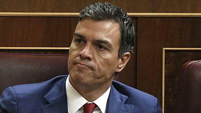 """Pedro Sánchez califica los Presupuestos de """"programa electoral"""""""