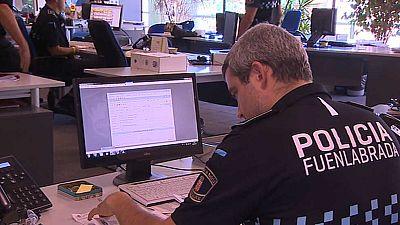 Policías especializados en la lucha contra los delitos de odio