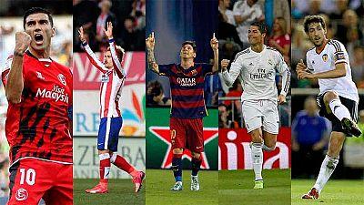 Histórico: Cinco equipos españoles jugarán la Champions