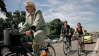 Muchos ciclistas madrileños circulan en estado de embriaguez