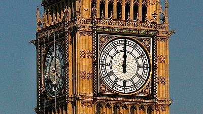 El Big Ben vive con seis segundos de retraso