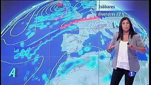 El temps a les Illes Balears - 27/08/15