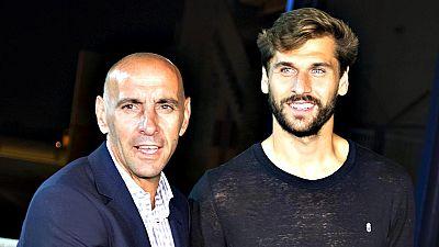 El Sevilla FC ha confirmado este jueves el fichaje del delantero  riojano Fernando Llorente, que llega procedente de la Juventus,  campeón de Italia y subcampéon de Europa, y que regresa a España de  la mano del conjunto hispalense, con el que será p