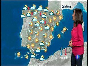 El tiempo en Asturias - 28/08/15