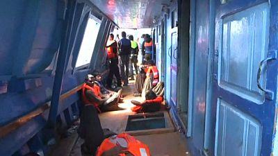 Recuperados más de 80 cuerpos que viajaban en un barco cerca de las costas libias