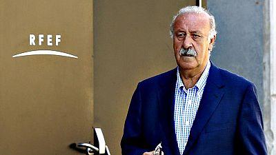 El seleccionador espa�ol, Vicente del Bosque, ha llamado a jugadores de confianza para afrontar los importantes partidos de Espa�a contra Eslovaquia y Macedonia de los pr�ximos 5 y 8 de septiembre, clasificatorios para la Eurocopa 2016, con las noved