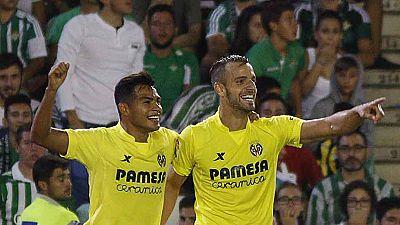 Sorteo ben�volo con Villarreal y Ahtletic en la Europa League
