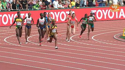 Atletismo - Campeonato del Mundo de Atletismo Pekin 2015. Sesión matinal 4 - 29/08/15 - ver ahora