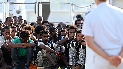 La crisis migratoria no cesa en el Mediterráneo