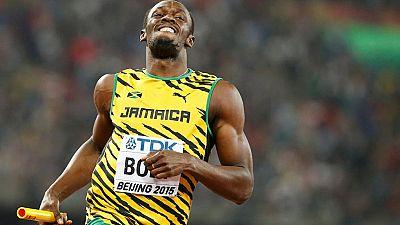 Bolt remata su cuarto triplete en grandes campeonatos