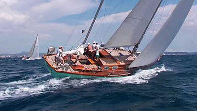 Vela - Regata Illes Balears Classics - ver ahora