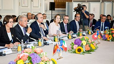 Nueve países europeos acuerdan reforzar los controles en trenes internacionales