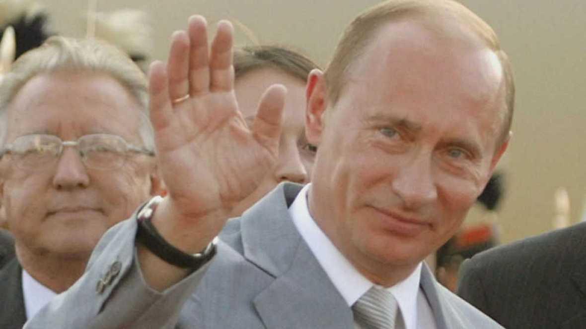La noche tem�tica - Los juegos de Putin - ver ahora