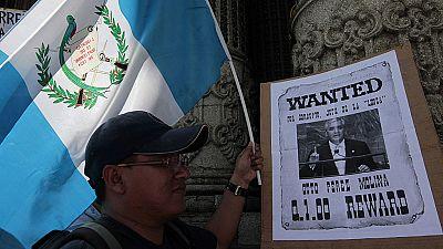 El Congreso de Guatemala decidirá si retirar la inmunidad a su presidente