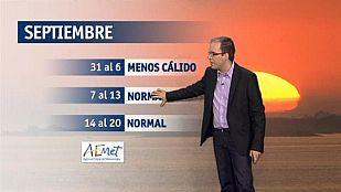 El tiempo en Canarias - 30/08/2015