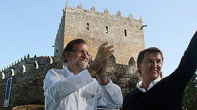 Mariano Rajoy ha abierto el curso político en Pontevedra