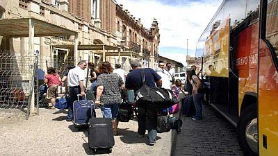 Final de vacaciones para muchos españoles