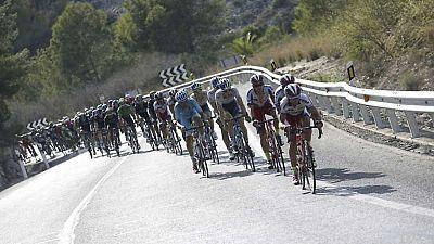 Vuelta Ciclista a España 2015 - 9ª etapa: Torrevieja - Cumbre del Sol - ver ahora