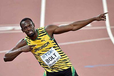Bolt y Kenia pusieron el espectáculo en Pekín