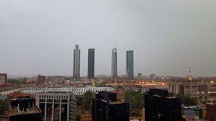 El Tiempo en la Comunidad de Madrid - 31/08/15