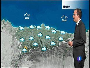 El tiempo en Asturias - 31/08/15
