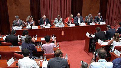 La oposici�n pide que Mas explique en el Parlament las presuntas comisiones ilegales de CDC