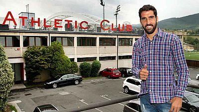 Ra�l Garc�a es nuevo jugador del Athletic