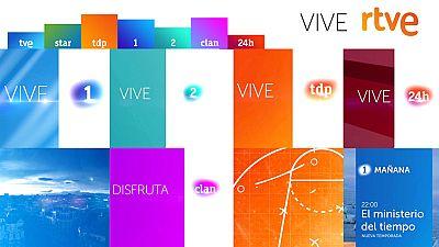 La nueva imagen de los canales de TVE quiere potenciar la imagen de grupo de RTVE, el mayor grupo audiovisual de Espa�a, y acercarse al espectador y facilitar su navegabilidad por todos los contenidos, de modo que pueda tener una visi�n clara de todo