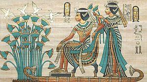 Los escribas del antiguo Egipto