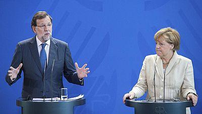 Rajoy condiciona a una política de asilo común aumentar el cupo de refugiados