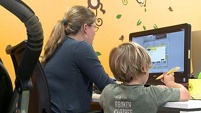 Las salas de conciliación, solución a los horarios de padres trabajando y niños de vacaciones